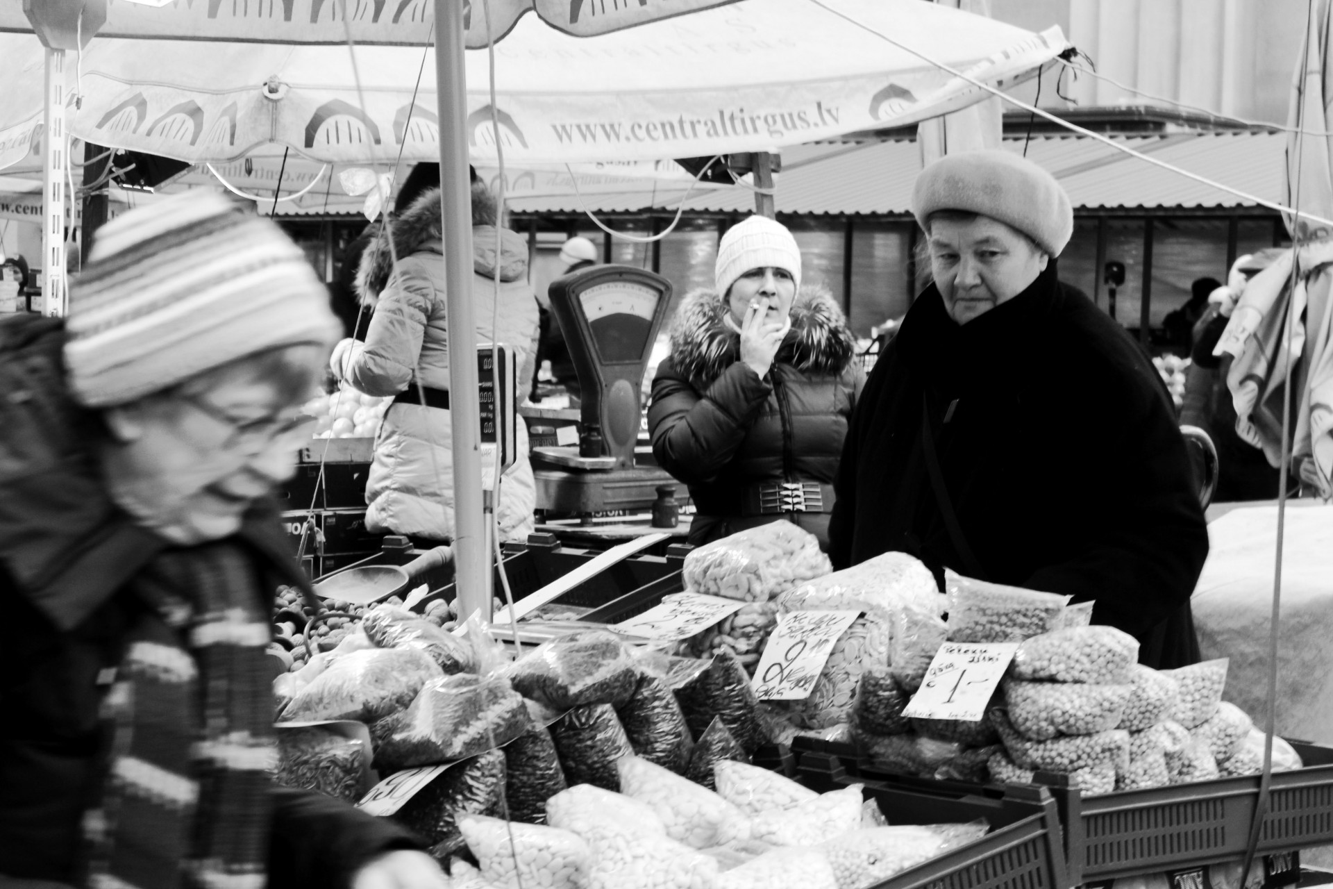 veraKoh. People from Riga