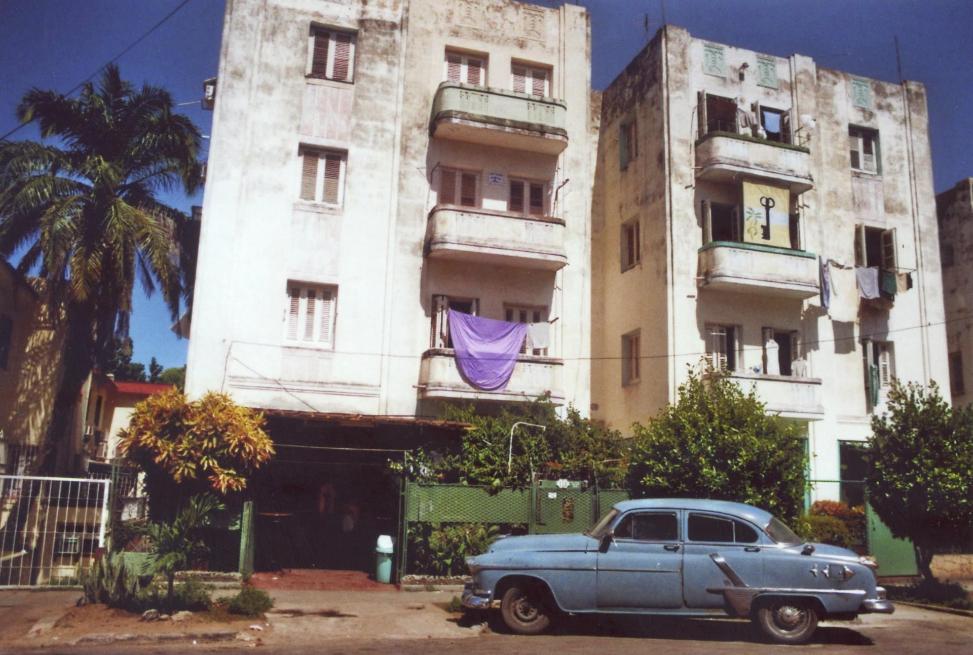 veraKoh. Cuba Analog