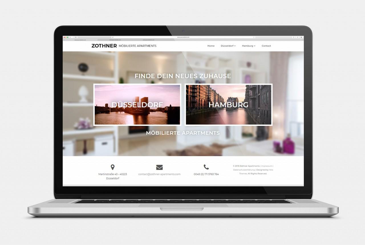 veraKoh. Webdesign